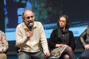 Marcelo Lazaratto - Orientador do Núcleo de Improvisação e Criação Cênica.